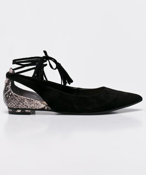 301224433c balerinki Guess Jeans - Baleriny FLSEV1.ESU02