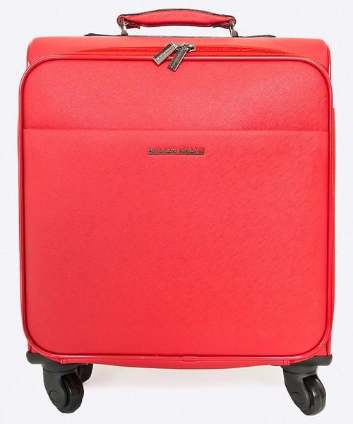 92c03c4504147 torba podróżna /walizka Silvian Heach - Walizka Trolley Prazzo RCA17020TL
