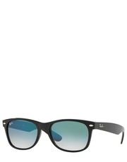 okulary - Okulary New Wayfarer 0RB2132.901/3A.55.U - Answear.com