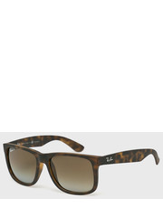 Okulary - Okulary Justin 0RB4165.865/T5.55 - Answear.com Ray-Ban