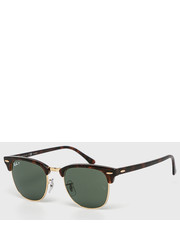 Okulary - Okulary 0RB3016.990/58.51 0RB3016.990/58.51 - Answear.com Ray-Ban