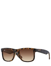Okulary - Okulary Justin 0RB4165.710.13 - Answear.com Ray-Ban
