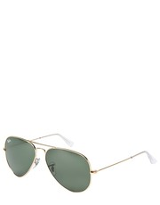 Okulary - Okulary Aviator Large Metal 0RB3025.L0205 - Answear.com Ray-Ban