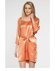 Sukienka - Sukienka Della 14007003 - Answear.com Vila