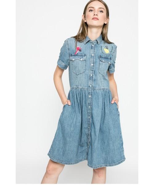 01a8c36380 sukienka Diesel - Sukienka DE.KEISHI.0HAPC