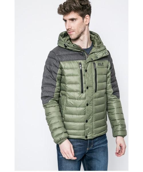 schön und charmant zuverlässigste exklusives Sortiment kurtka męska Jack Wolfskin - Kurtka puchowa Richmond Jacket Men 1203431