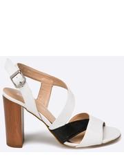Sandały na obcasie - Sandały 62446.15.B99.G52.07.00 - Answear.com Solo Femme