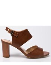 Sandały na obcasie - Sandały 82406.13.G50.000.07.00 - Answear.com Solo Femme