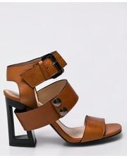 Sandały na obcasie - Sandały 60804.01.G51.000.07.00 - Answear.com Solo Femme