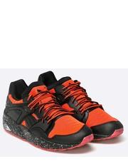 Półbuty męskie - Buty Blaze Tech Mesh 36134001 - Answear.com Puma