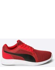 Półbuty męskie - Buty ST Trainer Evo Knit High Risk 36239501 - Answear.com Puma