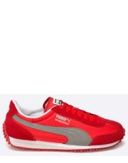 Półbuty męskie - Buty Whirlwind Classic Barbados 35129381 - Answear.com Puma