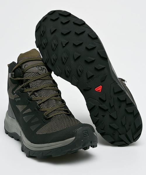 Męskie buty OUTLINE MID GTX L40476300 SALOMON Internetowy