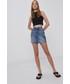 Spódnica Tally Weijl - Spódnica jeansowa bawełniana