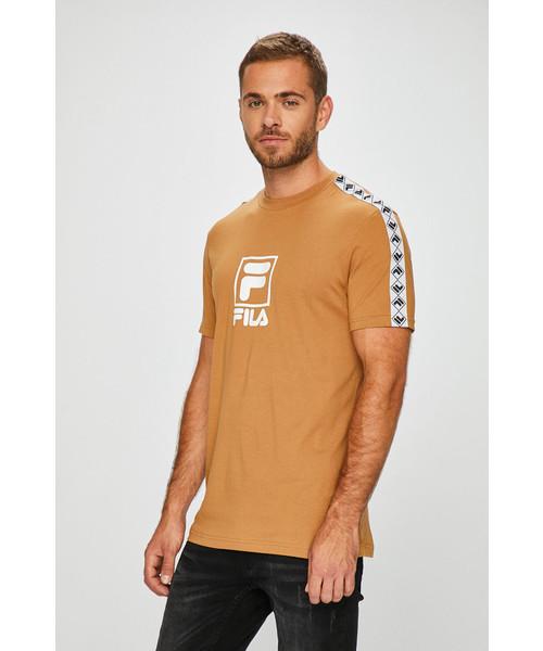 9e37f6fea801 T-shirt - koszulka męska Fila - T-shirt 682375