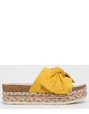 202676cd66798 Żółte buty damskie kolekcja jesień 2017 - Butyk.pl