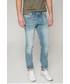 Spodnie męskie Tommy Jeans - Jeansy Scanton DM0DM03620