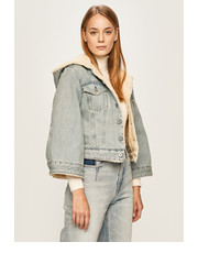 Kurtka - Kurtka jeansowa 56079.0001 - Answear.com Levis Made & Crafted