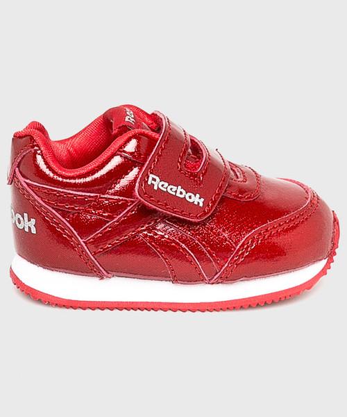 sportowe buty dziecięce Reebok Classic Buty dziecięce Royal Cljog 2 Kc DV4008