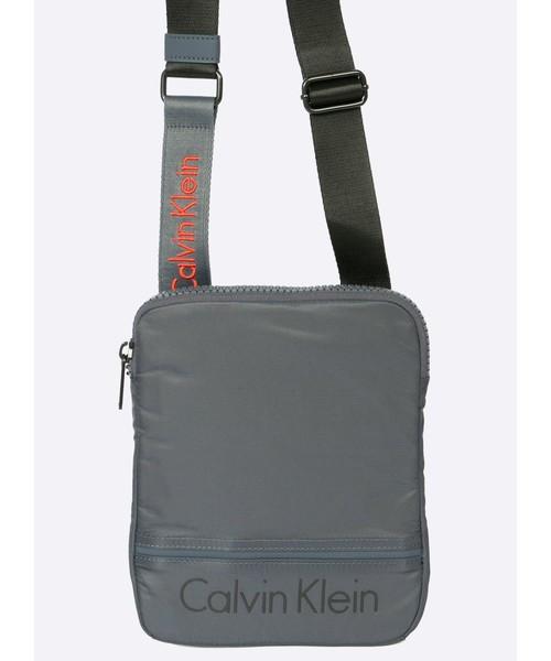 fce4d41a59096 Calvin Klein Jeans - Saszetka Matthew K50K502881, torba męska - Butyk.pl