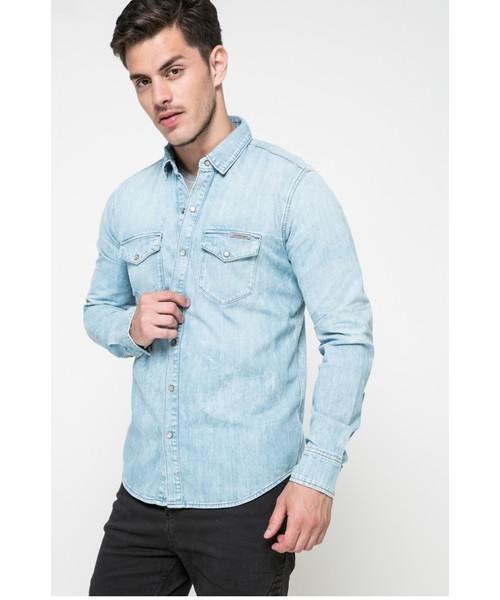 Calvin Klein Jeans Koszula J30J305171, koszula męska  ZDWOa