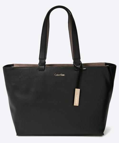 11c7571735f99 Wystarczy Calvin Klein Jeans - Torebka skórzana K60K602177