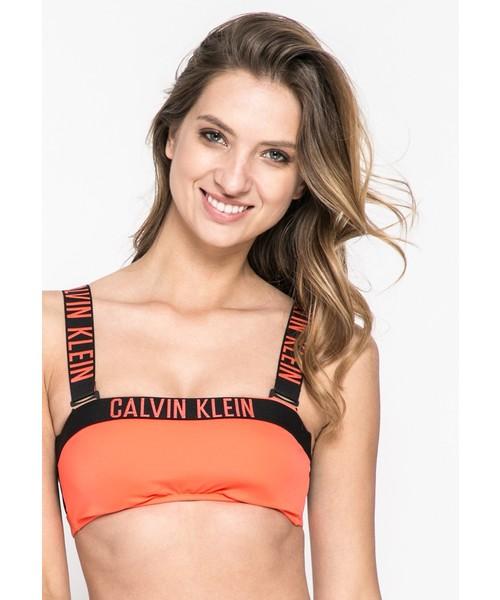 acc99a30d70aec strój kąpielowy Calvin Klein Jeans - Biustonosz kąpielowy KW0KW00171