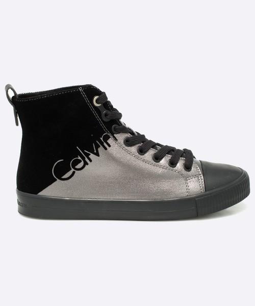 trampki damskie Calvin Klein Jeans Trampki R0640.PWB