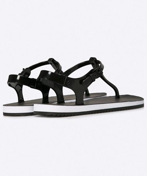 ebae92198d631 Calvin Klein Jeans - Sandały Savanna Jelly RE9248.BLK, sandały ...