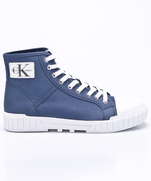 trampki męskie Calvin Klein Jeans Trampki S0562.STB