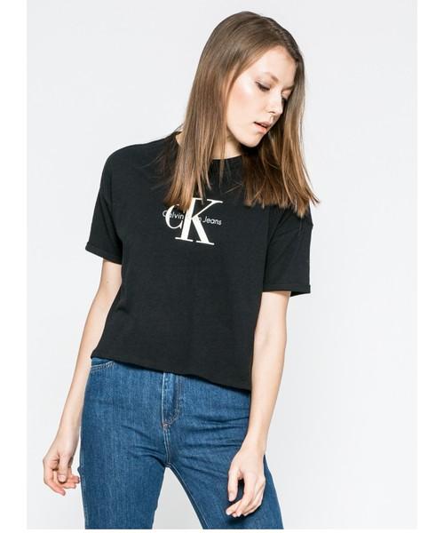 Calvin pl Klein Top J20j207078 Butyk Damski Jeans q6Z1xqO