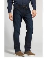 97a2e74227696 spodnie męskie - Jeansy Ben Broken Patina W11MXG38V - Answear.com