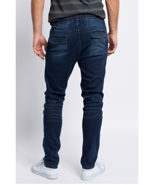 a72c1c7ee5daaf Spodnie męskie Wrangler - Jeansy Drawstring Chino Silent Ride W16DBW82M