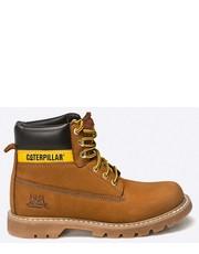 Półbuty męskie - Buty wysokie Colorado WC44100952 - Answear.com Caterpillar