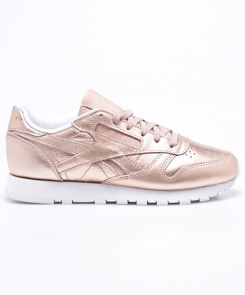 Buty Reebok Classic Leather Melted Metal