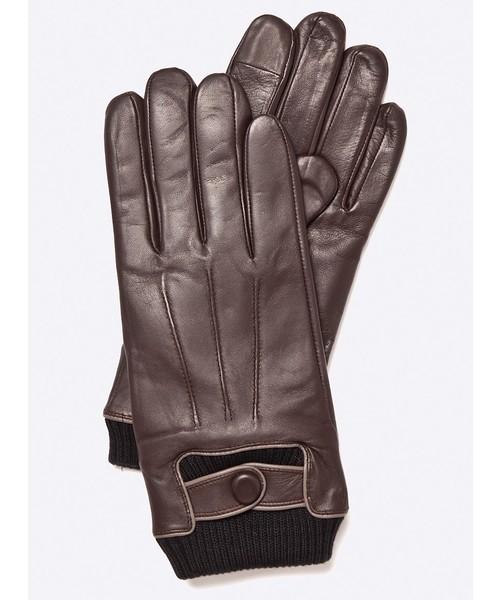 4045ccca80179 Gino Rossi - Rękawiczki AR0103.000.0088.3700.X, rękawiczki męskie ...