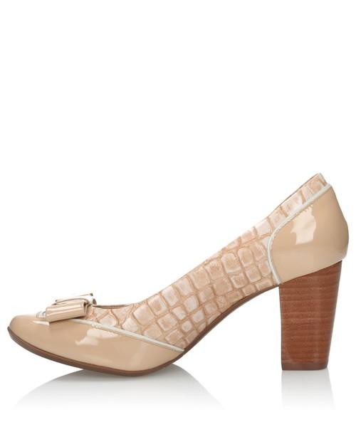 buty damskie czółenka 42