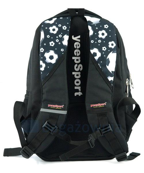 c027d12fce71a Kemer Plecak sportowy S114DX Czarno Biały, plecak - Butyk.pl