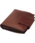 Portfel Kemer Portfel damski skórzany  31404518 Jasno brązowy