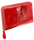 Portfel Kemer Portfel damski skórzany  36108211 Czerwony