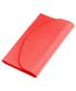 Portfel Kemer Portfel damski skórzany  36808111 Czerwony