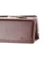 Portfel VOOC Klasyczny portfel damski skórzany KEMER  PPD8 Czarny