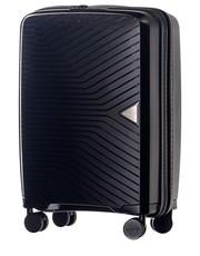 7daffc9519bbe Walizka PucciniMała kabinowa walizka DENVER PP014C 1 Czarna - bagazownia.pl