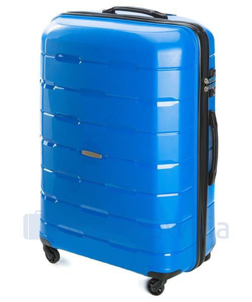 4f496406924ed Wittchen Duża walizka 56-3T-723-95 Niebieska, walizka - Butyk.pl