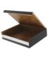Portfel Kemer Portfel damski skórzany  31901302 Brązowy