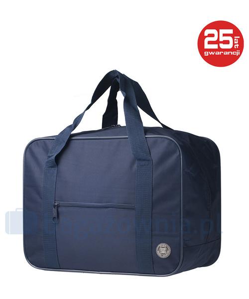 18ac03582a48a Paso Torba podróżna podręczna 49-T888DD Granatowa, torba podróżna ...