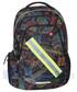 Plecak dziecięcy Lego Plecak  Zero Backpack 20042-1716 Multikolorowy