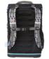 Plecak dziecięcy Lego Plecak szkolny z doczepianą torba  Star Wars Stormtrooper 20013-1829 Czarno Biały