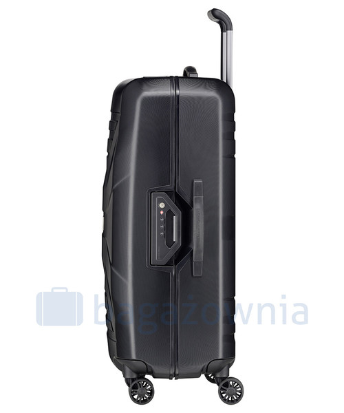 b67af693eef3 Walizka Titan Duża walizka PRIOR 700504-01 Czarna