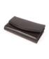 Portfel VOOC Duży skórzany portfel damski PPD6 czarny